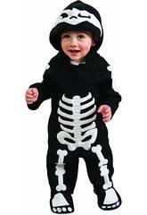 Deguisement Skeleton Boy Bebe Taille I Rubies 885990-I