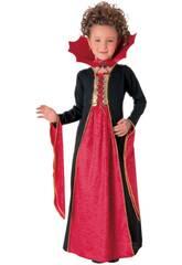 Costume Bimba Vampiressa Gotica rossa L Rubies 881029-L