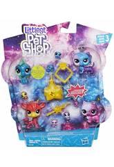 Little Pet Shop Collezione Speciale 2 Famiglia Hasbro E2130