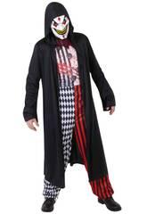 Disfraz Adulto Jokerman Despiadado Talla Única Rubies S8303