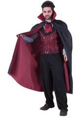 Umhang Erwachsene Mr. Vampir Rubies S5209