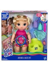 Poupée Baby Alive J'Apprends à Faire Pipi Hasbro E0609