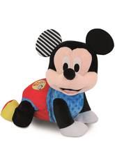 Peluche Baby Mickey Gattona Clementoni 55256