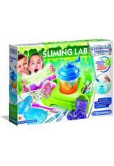 Sliming Lab Créez Votre Slime Clementoni 55275