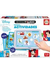 Educa Touch Junior Disney Primeras Actividades Educa 17919