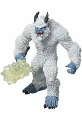 Eldrador Creatures Monstre de Glace avec Arme Schleich 42448