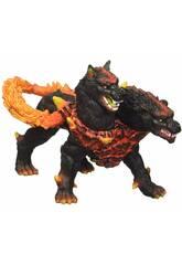 Eldrador Creatures Cerbère de Lava Schleich 42451
