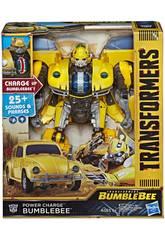 Figura Transformers Bubblebee Electronico Hasbro E0982EU4