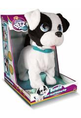 Bowie Cagnolino Affettuoso Interattivo Imc Toys 96899