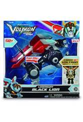 Voltron Legendary Black Lion Luz y Sonidos Giochi Preziosi VLA00202