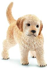 Cachorro Golden Retriever Schleich 16396