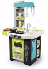 Cocina Studiotronic BBQ con Accesorios Smoby 311041