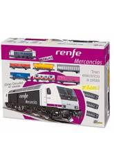 Treno Elettrico Renfe Merci Pequetren 888
