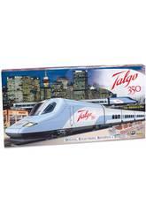 Train Électrique Talgo 350 Pequetren 730