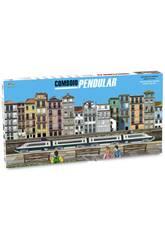Treno Elettrico Pendolo Pequetren 770