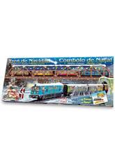 Comboio Elétrico Natal com Ponte e Túnel Pequetren 500