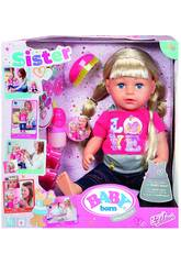 Baby Born Sister Bandai 820704