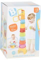 Cubos Apilables Jirafa Kids 4702