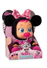 Bambino Piagnucolone Minnie IMC Toys 97865