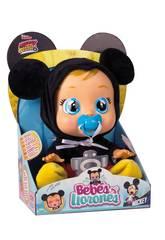 Bébé Pleurnichard Mickey IMC Toys 97858
