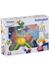Animatch 31 Pezzi Miniland 97217