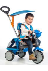Tricycle Ranger 3 en 1 Bleu QPlay T100