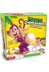 Pietrino La Scimmia Sporcacciona Bizak 6246 8742