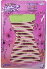 Vestido De Muñeca 85 a 105 cm. Vicam Toys 900
