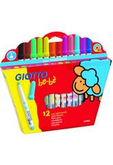 Giotto Bebe Super Filzstifte