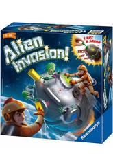 Jeu de Société Alien Invasion Ravensburger 21379