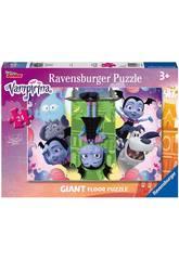 Vampirina Puzzle risieger Boden 24 Teile Ravensburger 5551