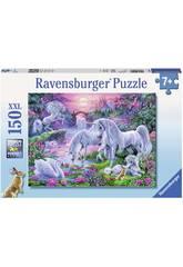 Puzzle XXL Unicorni 150 pezzi Ravensburger 10021