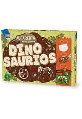 Poterie Dinosaures Falomir 28439