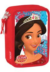 Plumier Triple Elena d'Avalor Secret Perona 55181