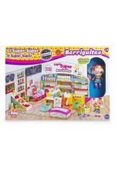 Barriguitas Supermercado Super Famosa 700014516