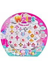 Wizies Pack 24 figures célèbres 700014322