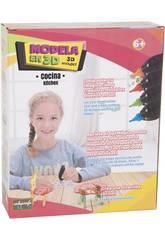 Set Crea La Tua Cucina 3D