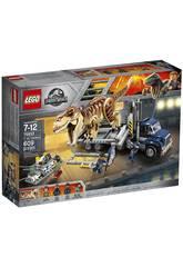 Lego Jurassic World Trasporto del T.Rex 75933