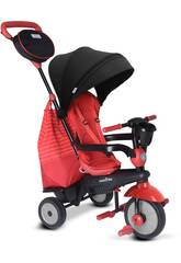 Tricycle 4 en 1 Swing DLX Rouge SmarTrike 6500500