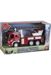 Camion de pompiers 26 cm.