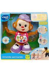Amanda en Patinant Vtech 505957