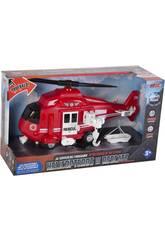 Elicottero Pompieri 27.5 cm