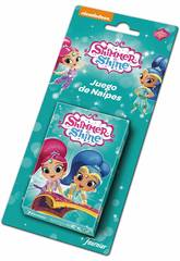 Baraja Infantil Shimmer and Shine Fournier 1034801