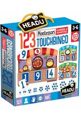 123 Montessori Touch Bingo Fournier 1041750