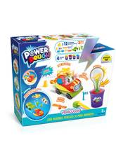 Power Dough Kit Veicoli Grandi Canal Toys DP017