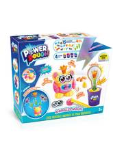 Power Dough Kit Animales Mágicos Canal Toys DP016