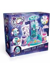 So Glow Magic Jar Studio Créez votre Flacon de Tranquilité Canal Toys SGD004