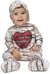 Disfraz L Bebé Momia