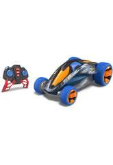 Radio Controle Psycho Gyro Pro Azul Nikko 90251 Telecomandado