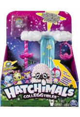 Hatchimals Magic Wasserfall Playset Bizak 6192 9135